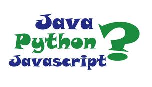 Java, Python ou Javascript?