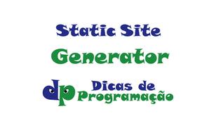 Migração do blog para Site Estático